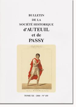 Bulletin Auteuil-Passy n°155