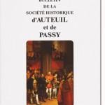 Bulletin Auteuil-Passy n° 156