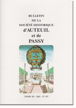 Bulletin Auteuil-Passy n°157