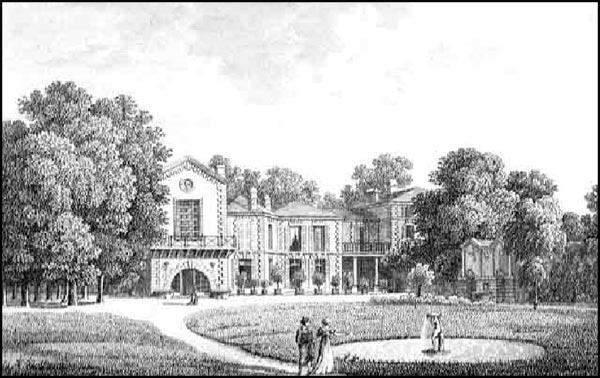 Maison de Molière - Village d'Auteuil