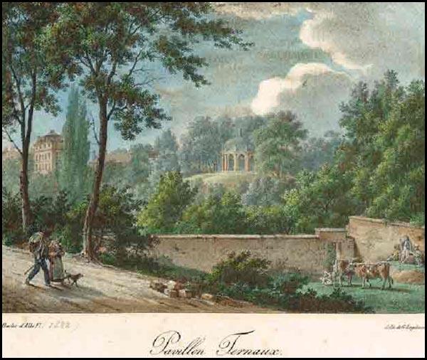 Pavillon Ternaux - Village d'Auteuil