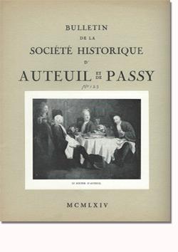 bulletin de la societe d histoire moderne