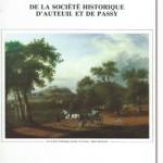 Bulletin n° 135 de la Société d'Histoire d'Auteuil et de Passy