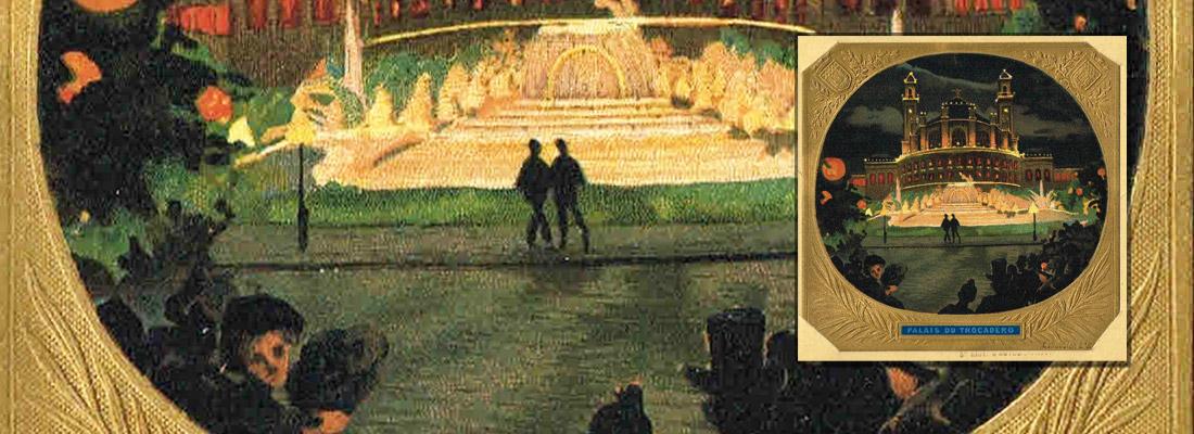 Le Palais du Trocadero (sans date).
