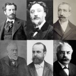 Membres célèbres de la Société Historique d'Auteuil et de Passy