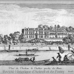 Vue du château de Chaillot.