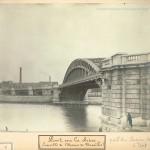 Pont sur la Seine (ensemble de l'avenue de Versailles).
