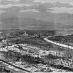 Nivellement du Trocadero (1866).