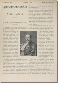 Bulletin n°100-101  de la Société d'Histoire d'Auteuil et de Passy