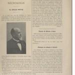 Bulletin n°103 de la Société d'Histoire d'Auteuil et de Passy