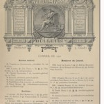 Bulletin n°70 de la Société d'Histoire d'Auteuil et de Passy