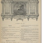 Bulletin n°73 de la Société d'Histoire d'Auteuil et de Passy