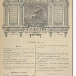 Bulletin n°76 de la Société d'Histoire d'Auteuil et de Passy