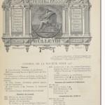 Bulletin n°87-88 de la Société d'Histoire d'Auteuil et de Passy
