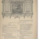 Bulletin n°91-92 de la Société d'Histoire d'Auteuil et de Passy