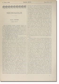 Bulletin n°97 de la Société d'Histoire d'Auteuil et de Passy