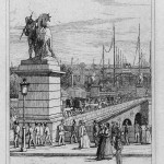 Exposition Universelle de 1867. Le pont d'Inéa.