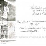 Anciens établissements des Eaux de Passy (plan de 1790).