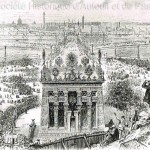 Fête du 15 août 1867. Plateau du Trocadéro.