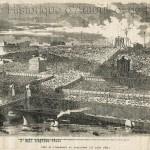Fête de l'Empereur au Trocadéro (15 août 1867).