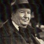 aoul FOLLEREAU, journaliste et avocat, né à Nevers en 1903, mort à Paris en 1977