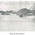 Porte du Point-du-Jour - Inondation de 1910