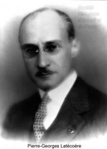 Pierre Georges LATÉCOÈRE, constructeur d'avions, né à Bagnères-de-Bigorre en 1883, est mort à Paris en 1943