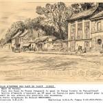 Grille d'entrée des Eaux de Passy (1905)