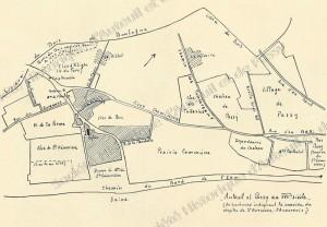 Plan d'Auteuil Passy XVIIe