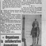 Faut-il ériger la statue de Foch entre les deux ailes du Palais de Chaillot ?
