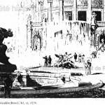 La cascade du Trocadéro.