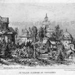 Le palais algérien du Trocadéro.