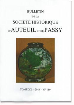 Bulletin Auteuil-Passy n°159