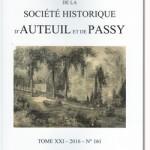Bulletin Auteuil-Passy n°161