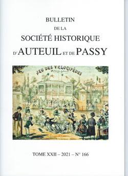 Bulletin Auteuil-Passy n° 166